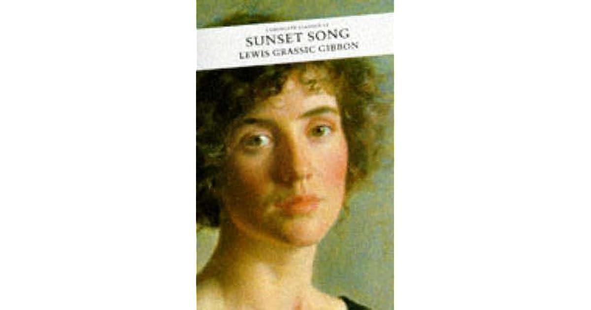 Sunset Song (Canongate Classics)