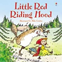 Little Red Riding Hood (Usborne First Reading)
