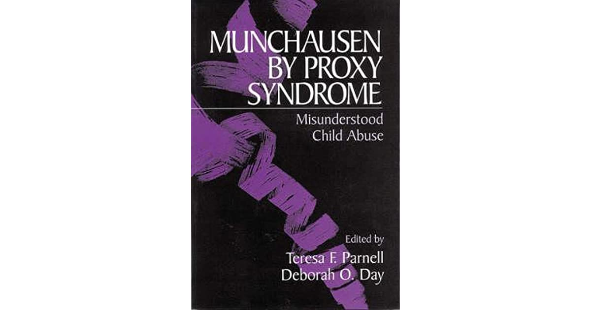 hypochondriasis and munchausen by proxy essay Munchausen by proxy info basically which i call hypochondria by proxy is there such a thing as an hypochondriac by proxy.