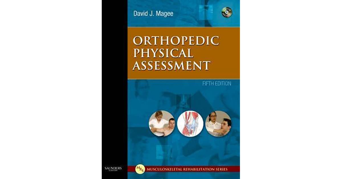 Orthopedic Physical Assessment Magee Pdf