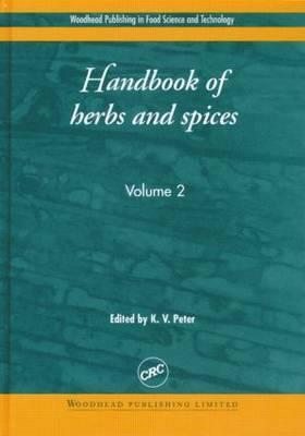 Handbook of Herbs and Spices Volume 1(2001, CRC Press)
