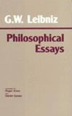 Leibniz: Philosophical Essays