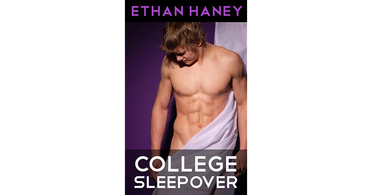 College Sleepover (A Hot Gay Sex Story)
