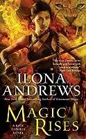 Magic Rises (Kate Daniels, #6)