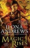 Book cover for Magic Rises (Kate Daniels, #6)