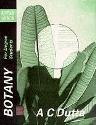 Botany for Degree Students by A C  Dutta