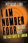 The Last Days of Lorien (Lorien Legacies: The Lost Files, #5)