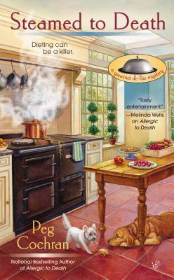 Steamed to Death (A Gourmet De-Lite Mystery #2)