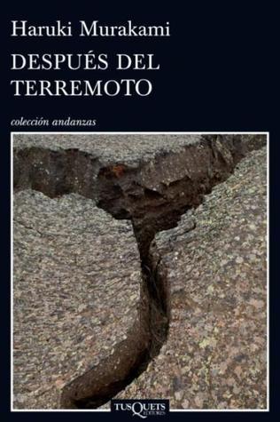 Después del terremoto by Haruki Murakami