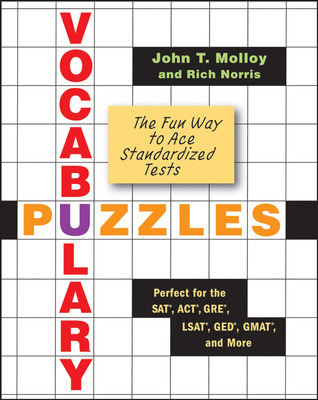 Vocabulary Puzzles  The Fun Way to Ace Standardized Tests
