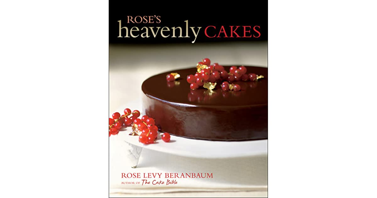Cakes ebook heavenly download roses