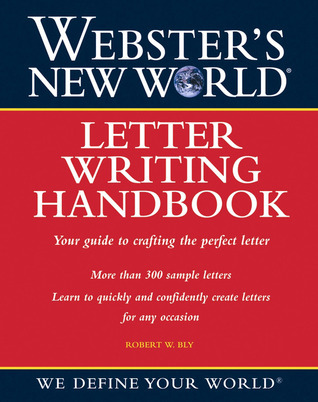 Webster's letter writing handbook