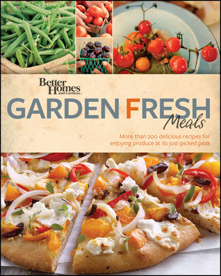 Better Homes and Gardens Garden Fresh Meals