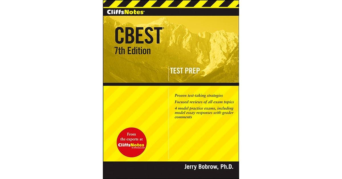cbest essay practice