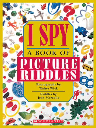 photo relating to I Spy Pages Printable known as I Spy: A Ebook of Consider Riddles as a result of Jean Marzollo