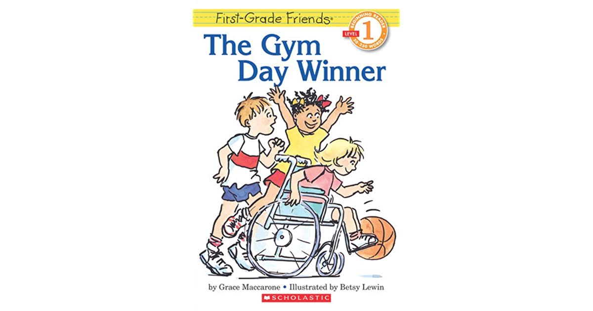 The Gym Day Winner By Grace Maccarone