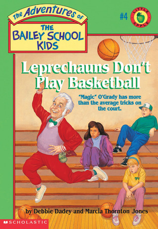 A review of the book leprechauns dont play basketball