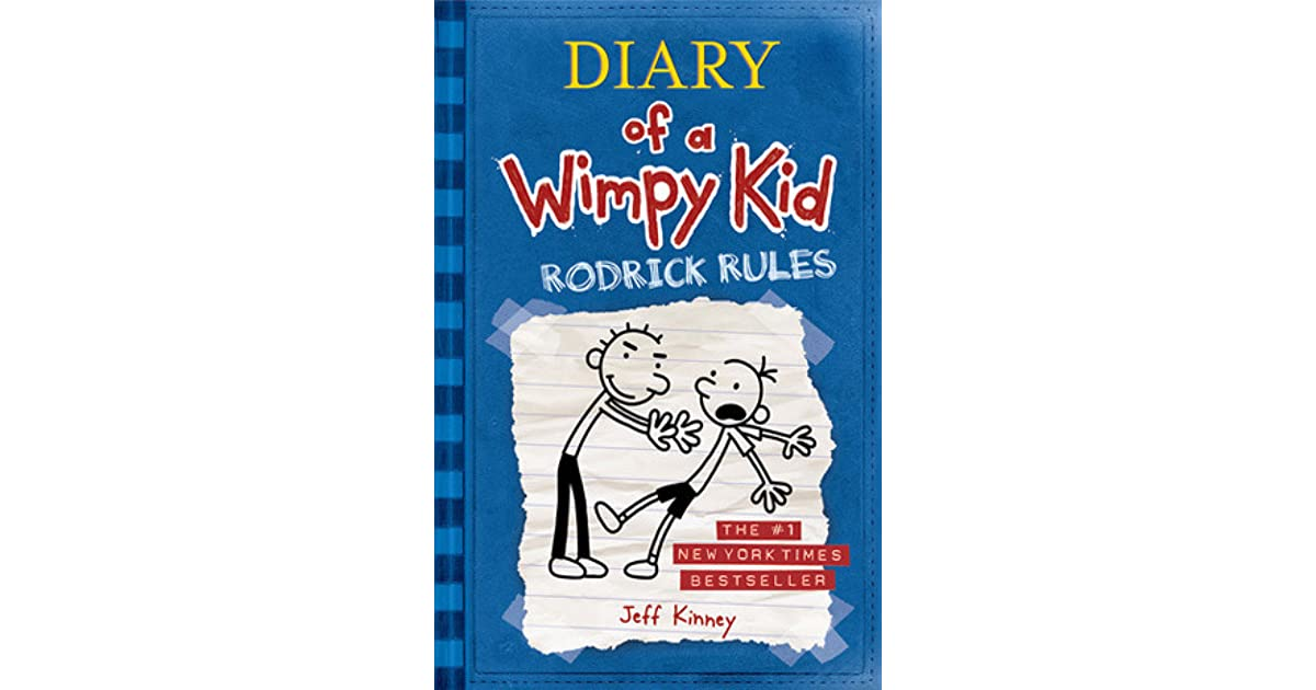 Rodrick Rules Diary Of A Wimpy Kid 2 By Jeff Kinney