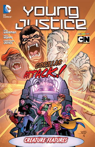Young Justice, Vol. 3: Creature Features