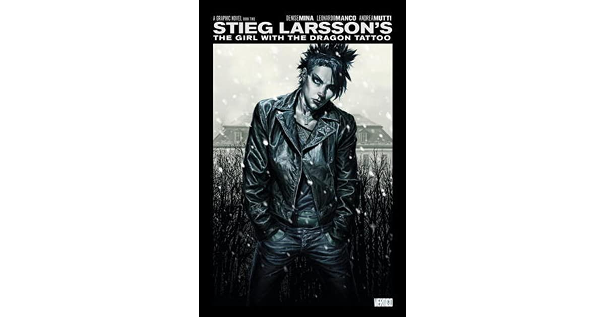 The girl with the dragon tattoo book 2 by denise mina for Dragon tattoo book