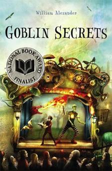 Goblin Secrets (Zombay, #1) by William Alexander