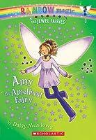 Amy The Amethyst Fairy (Rainbow Magic: The Jewel Fairies, No 5)