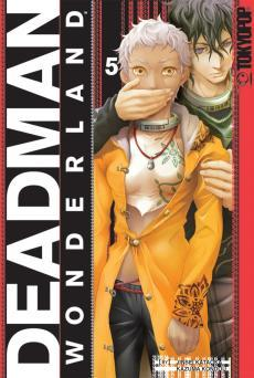 Deadman Wonderland, Vol. 5.
