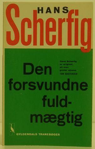 Den forsvundne fuldmægtig by Hans Scherfig