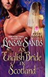 An English Bride in Scotland (Highland Brides, #1)