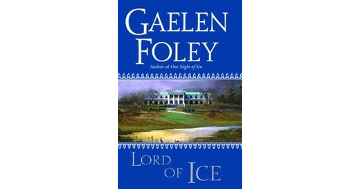 Lord Of Fire Gaelen Foley Epub