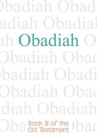 Obadiah (Bible #31)