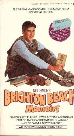 Read Brighton Beach Memoirs By Neil Simon
