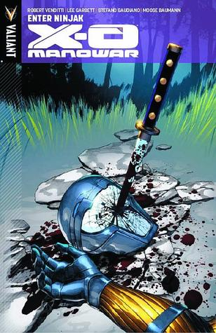 X-O Manowar, Volume 2: Enter Ninjak