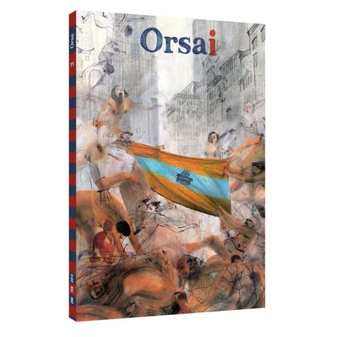 Revista Orsai N11 (Spanish Edition)