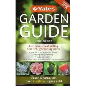 Yates garden guide: 44th edition book review.