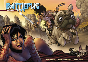 Battlepug by Mike Norton