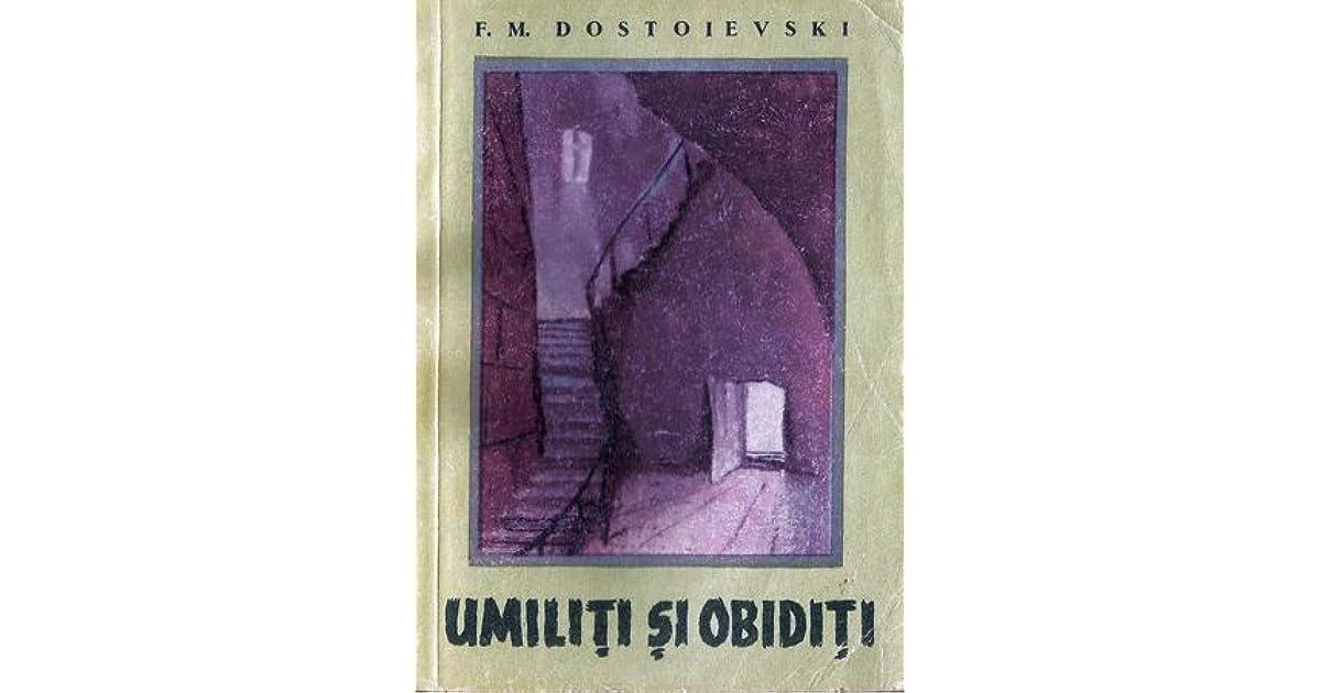 Umiliti Si Obiditi Dostoievski Ebook Download