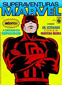 Superaventuras Marvel nº 3 - A Origem do Demolidor