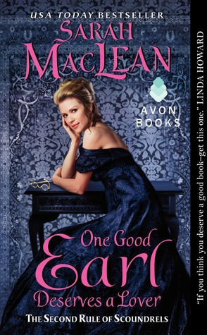 One Good Earl Deserves a Lover (The Rules of Scoundrels, #2)