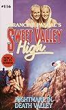 Nightmare in Death Valley (Sweet Valley High, #116)