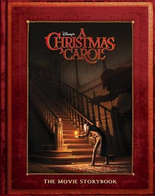 Disney Christmas Carol.Disney S A Christmas Carol The Movie Storybook By Tui T