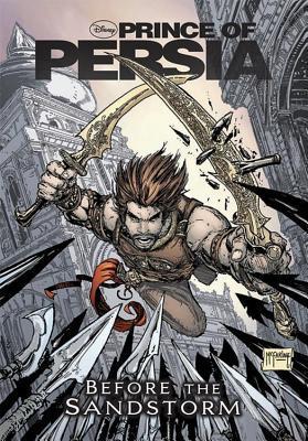 Prince of Persia Graphic Novel Prequel (Part of the Disney Comics Initiative)