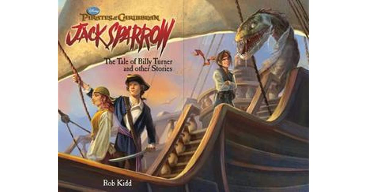 The Tale of Billy Turner and Other Stories by Rob Kidd