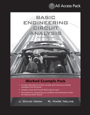 Basic Engineering Circuit Analysis, 10th Edition, Wileyplus