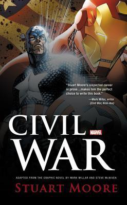 Civil War Prose Novel by Stuart Moore