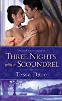 Three Nights with a Scoundrel (Stud Club, # 3)