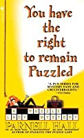 You Have the Right to Remain Puzzled (Puzzle Lady #8)