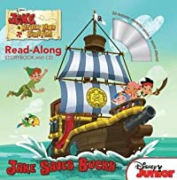Jake Saves Bucky (Jake and the Never Land Pirates)