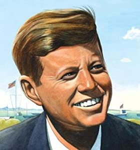 Jack's Path of Courage: The Life of John F. Kennedy (A Big Words Book)