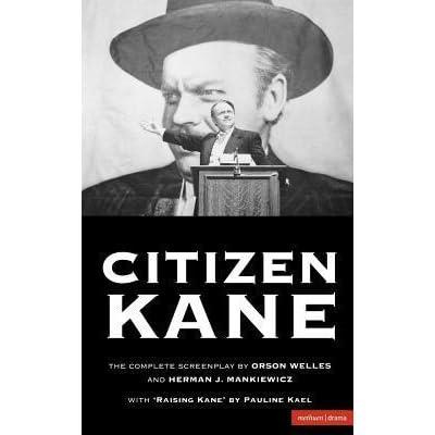 the crucible citizen kane newspaper
